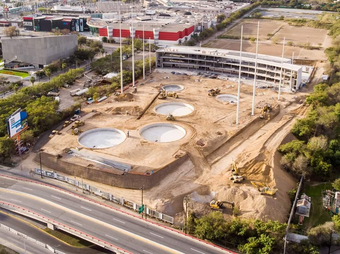 Cada día más cerca la apertura de Topgolf Monterrey