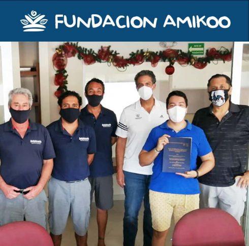 Se Concreta Maestría en Ciencias en Colaboración con Fundación Amikoo